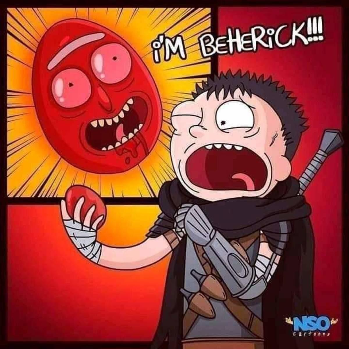 Beherick. .