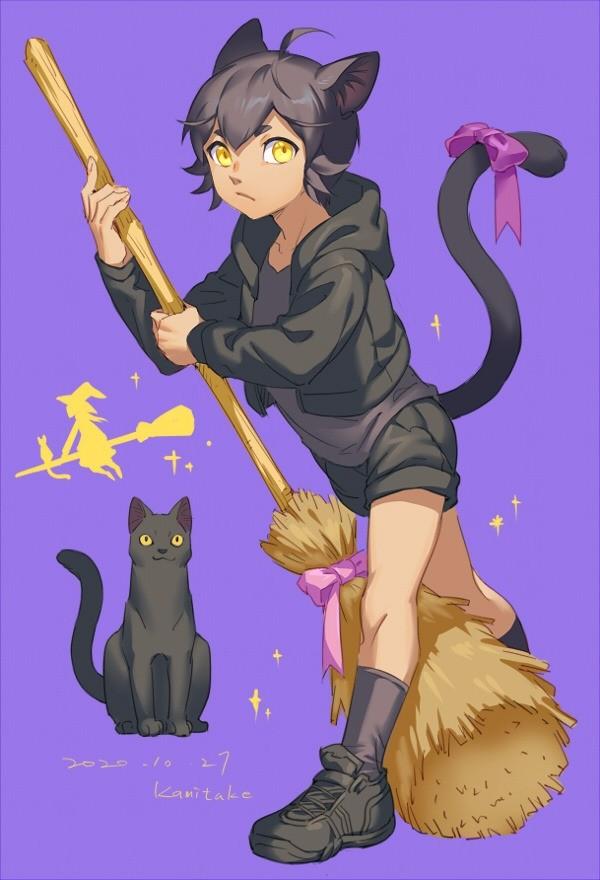 Black Magic Cat. Source: .. Rainclip fresh supply