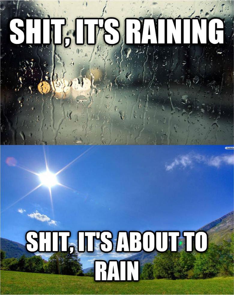 .. . RAIN. Florida