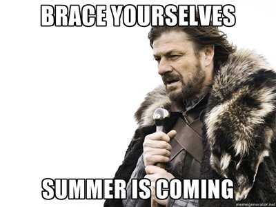 BRACE YOURSELVES. Oc by wizzuz Help by niller. rif, ffrp. Was at work yesterday the sun was shining and it was warming as hell feelsgoodman. Bring on the summer after the danish winter