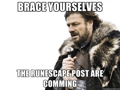 brace yourselves. soon ... very soon. rif, ffrp. They're already here.