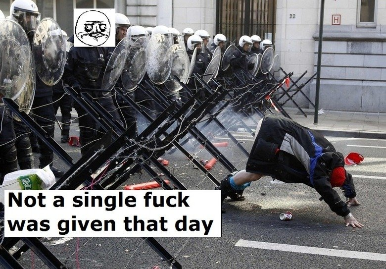 Butt The Police. Number 34 out of the 45 most powerful images of the year link: .