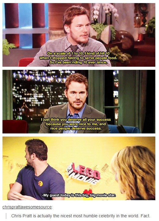 "Chris Pratt. Source: imgur. vwhen I stopped having to serve maple Mod, yo"" ) all your Saltiness because . nice to me, and ruca pen parr ? . Chris Watt is; the n"