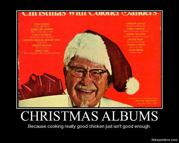 Christmas Albums. .