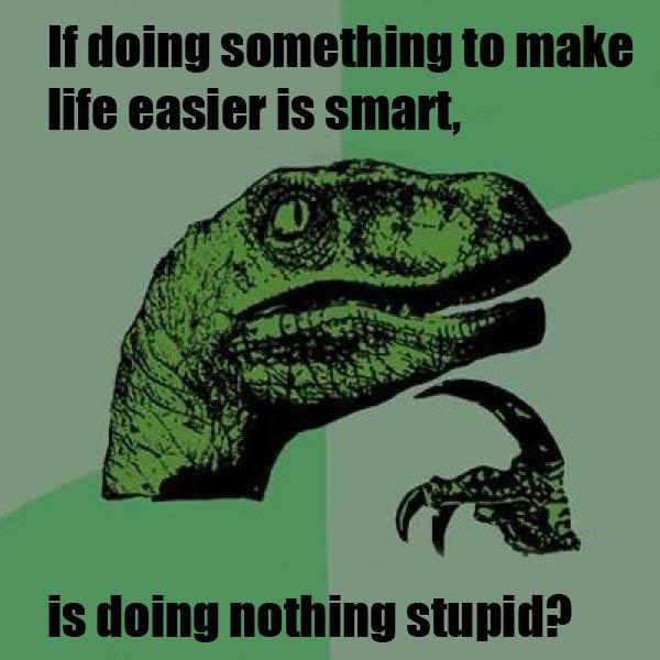 Confused Intelligence. . mining tta make We easier is Stewart,