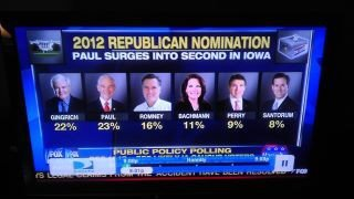 Conspiracy!. Media can't hide the truth. Thumb up for Ron Paul for President!!!.. best viewed on gameboy color?
