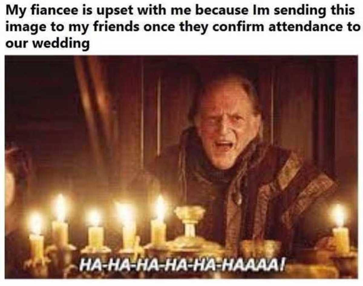Cordially Invited. .. GameofThronesExplain?
