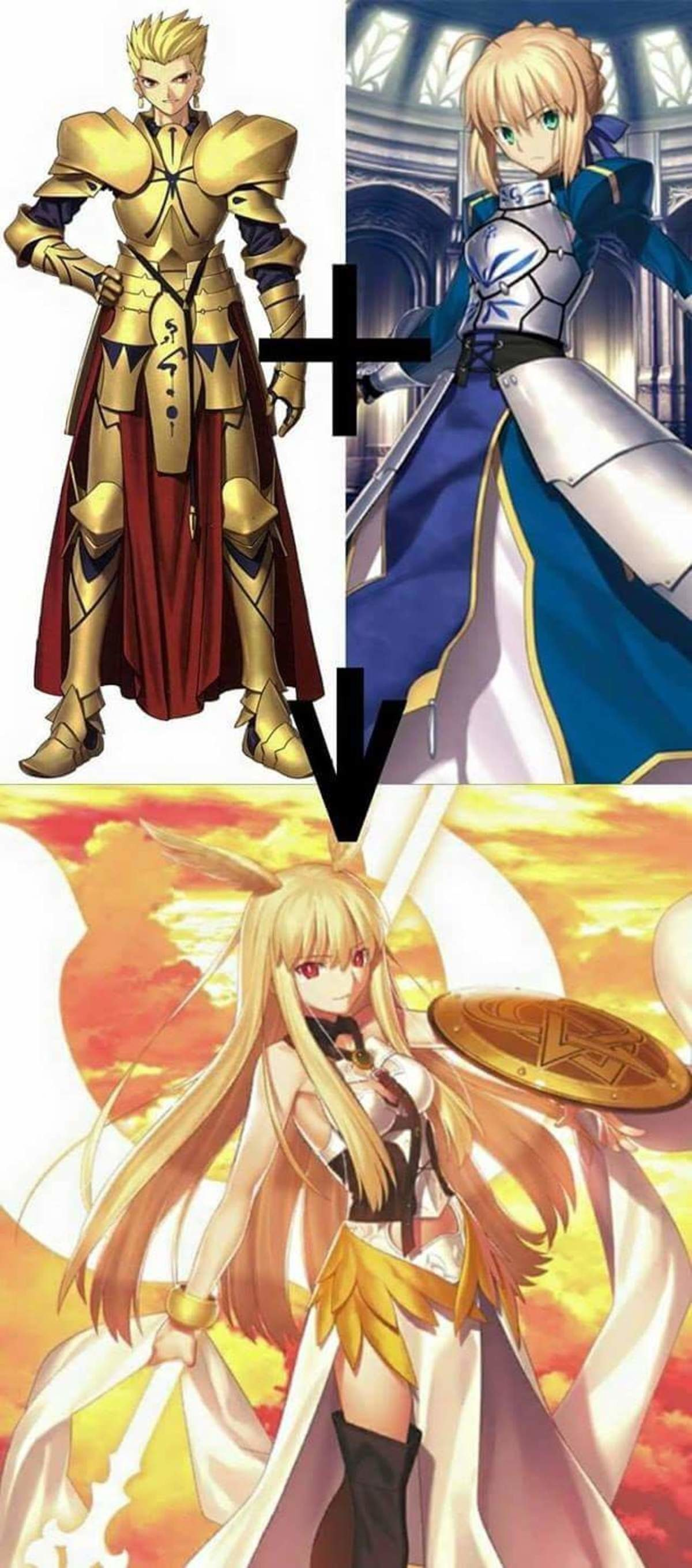 Could Gill Actually Got Saber?. join list: SmolHol (1472 subs)Mention History.. I just started watching season 2 of UBW recently Why does Gilgamesh still have his powers? I thought he became a regular human after the events of Fate Zero?