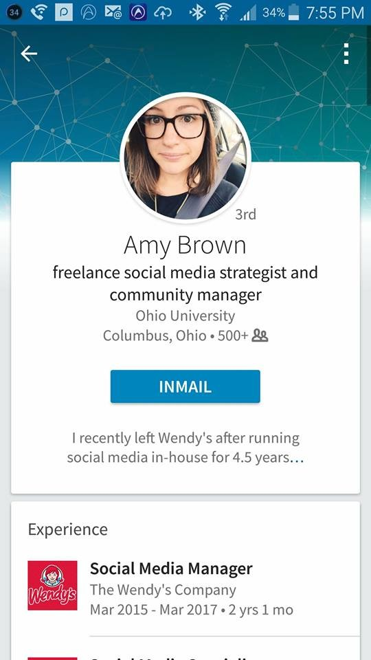 Could It Be?. where can i be a social media manager? join list: SmolHol (1470 subs)Mention History join list:. Run Amy. Run. The internet is coming for you.
