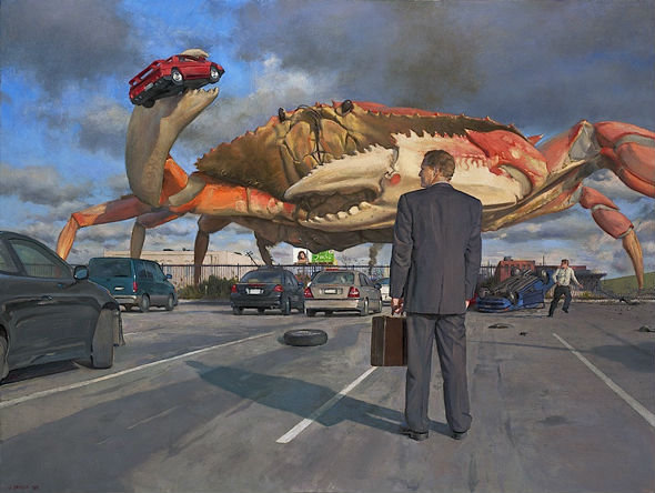 Crabs. for monster-time.. ANOTHER G-man?!?!?! <MIND BLOWN>