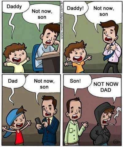 Dad!. .. Wow, that hit me.