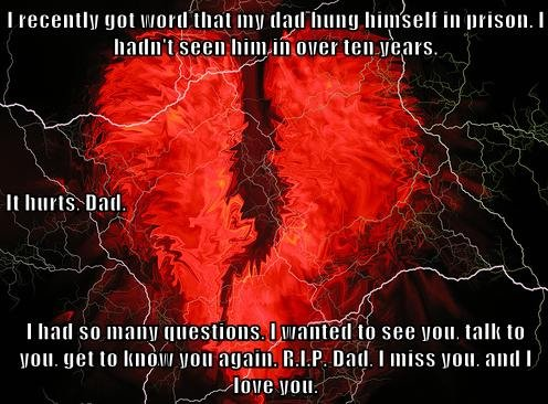 "Dad. . viii. xxx vou. idiota. ...""i sent a letter to dear father""..."
