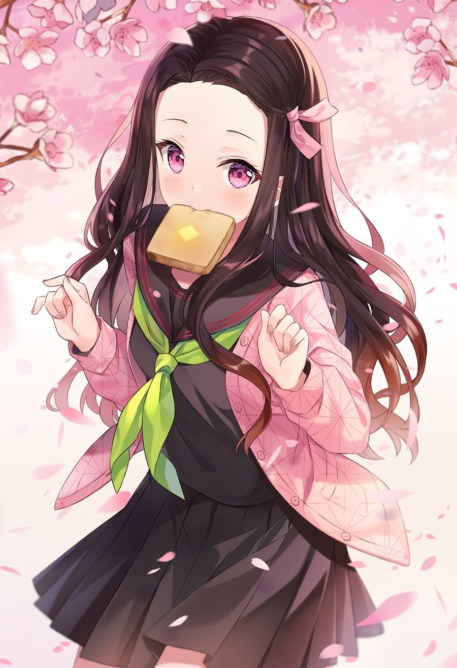 Daily Nezu - 343: Buttered Bread. join list: DailyNezuko (313 subs)Mention History Source: ..