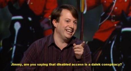 Daleks. .