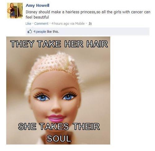 Dang Barbie. Facebook.