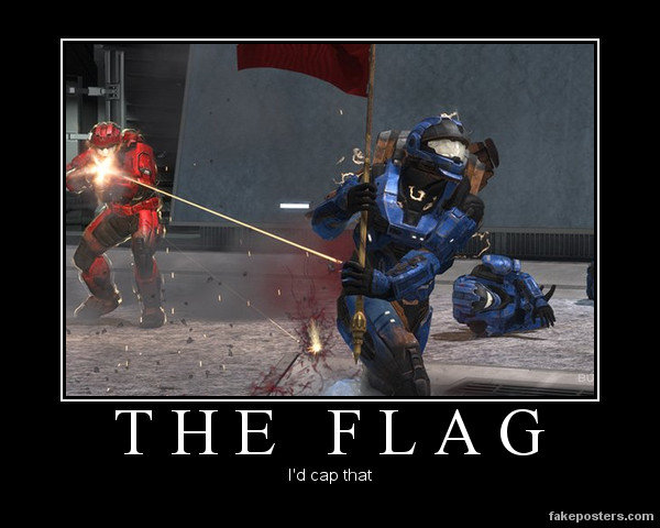 Dat Flag. . I' d can that
