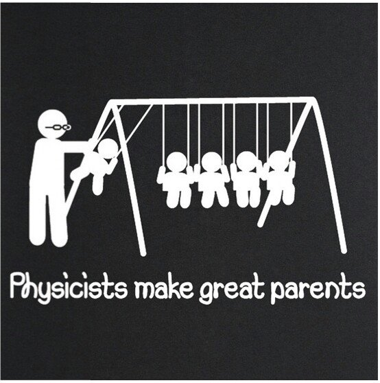 Dat Physicist be popping those babys out. Twitter - Souce is Reddit. Physicists make great parents. THEY CANT EVEN TRANSFER THE ENERGEY. WHAT A BAD PHYSICIST GO SUCK A DICK MR.PHYSICIST 0 Out of 10. Would not transfer mass