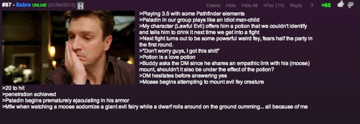 D&D - Love Potions. It's February, so that means Valentine's Day is coming up. Here's a classic love related D&D story. Subscribe for more D&D and gamin