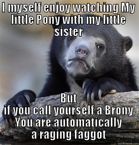 Deal with it. 50% OC, since I don't own confession bear. Also, same goes for Doctor Who. The show is bitchin, but calling yourself a 'Whovian' makes you a douch