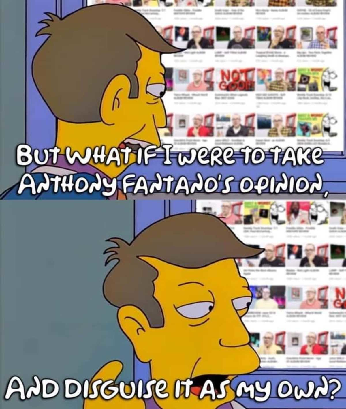 Delightfully devilish seymour. .. i dont know who he is am i supposed to think he's a faggot or that he's based