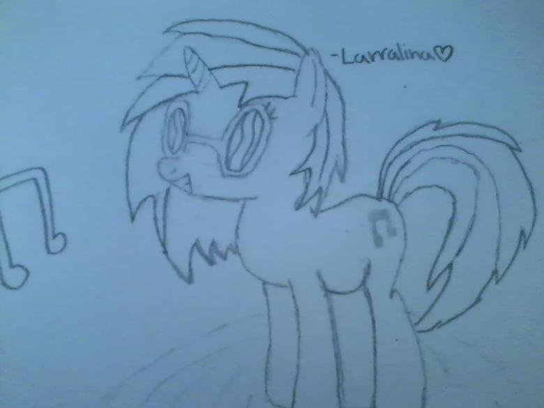 Dj Pon3 Drawing.. Request From...defualtpwns! I Hope you like it(: (P.s Not A Trace!) Any More Requests? ↓ Thank You!(:.. :D