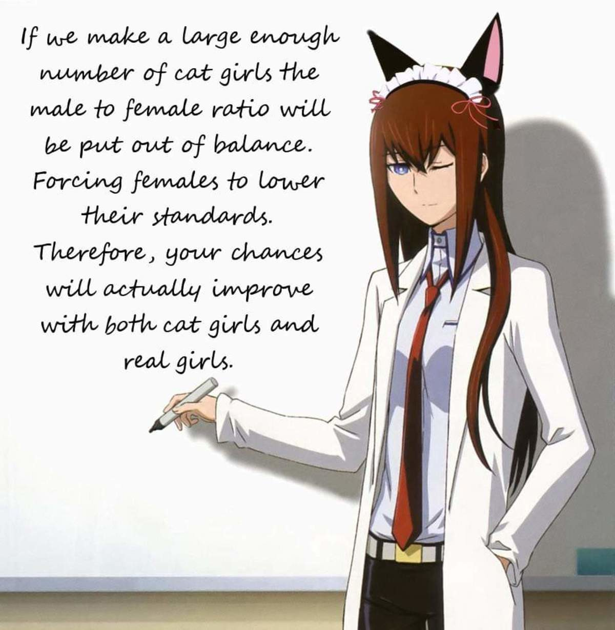 DO IT ELON MUSK. join list: MonMusuManiacs (1574 subs)Mention History join list:. Only for a short while though. In the future, the excess females will die off and bring the ratio back to its former status