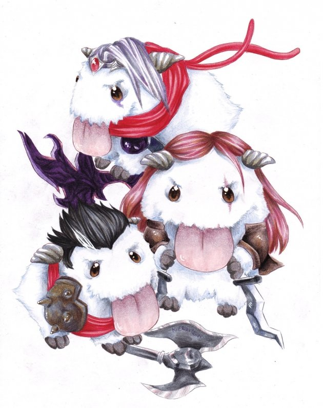 Do want.. found at: .. I think anyone that has a sort of pet needs a skin like Winter Wonder Lulu. Malz, Moaki... Annie. Tibbers as a Poro. Imagine it.