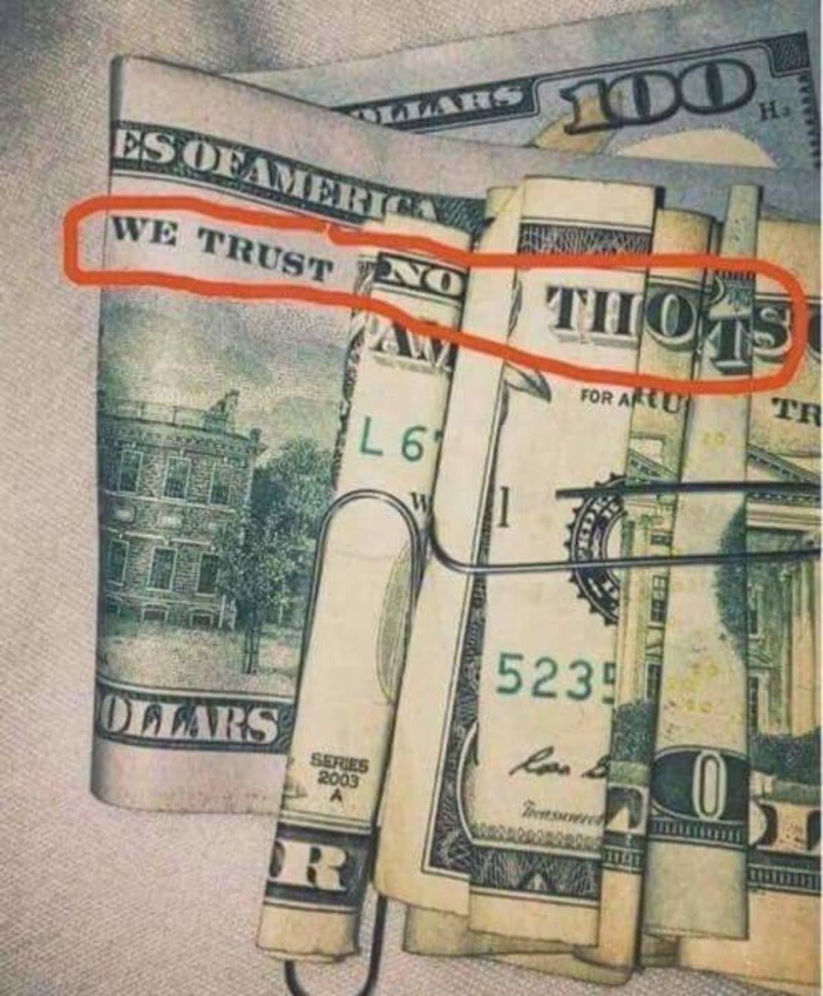 Dollar Biil Yo. Don't trust a hoe.. herecomesmaverick bring the list