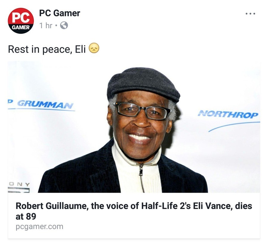 Don't leave me. You'll be missed, man. join list: VideoGameHumor (1701 subs)Mention Clicks: 608037Msgs Sent: 5985465Mention History. PC Garner Rest in peace, El