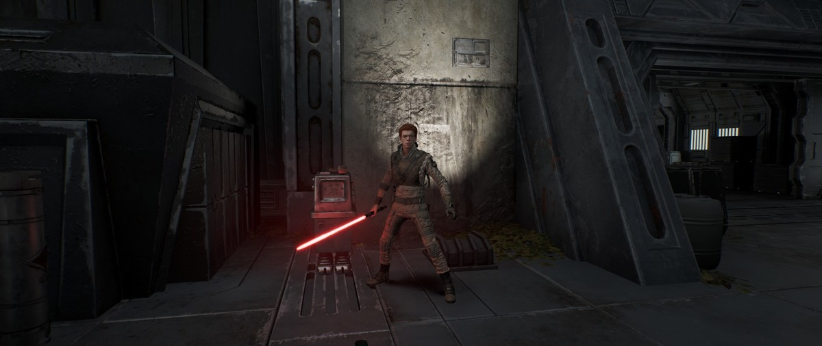 Don't talk to me or my Gonk droid ever again. .. The meeting with Vader at the end was perfect. Absolutely powerless to do anything but run from the son of a bitch