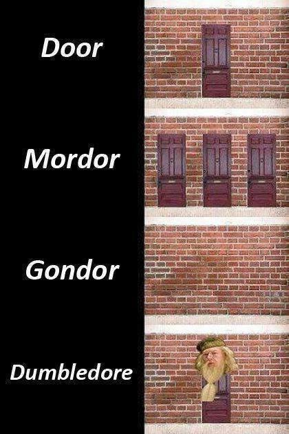 Doors. .. I tried