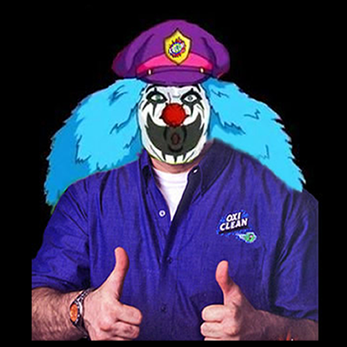 """Dr. Mays. Dr. Mays the Rock n' Roll Infomercial Guy! """"I'm BBBB-BACK BABY! I DO COCAINE!"""".. K-k-k-k-k-k-k- YEAHHH -Dr. Rockzo"""