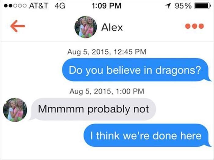Dragons. .. Reality sucks ass