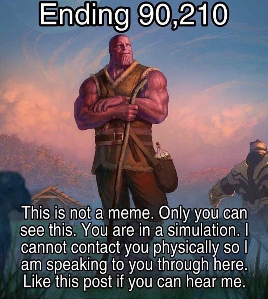ending 90,210. .. Nice meme!