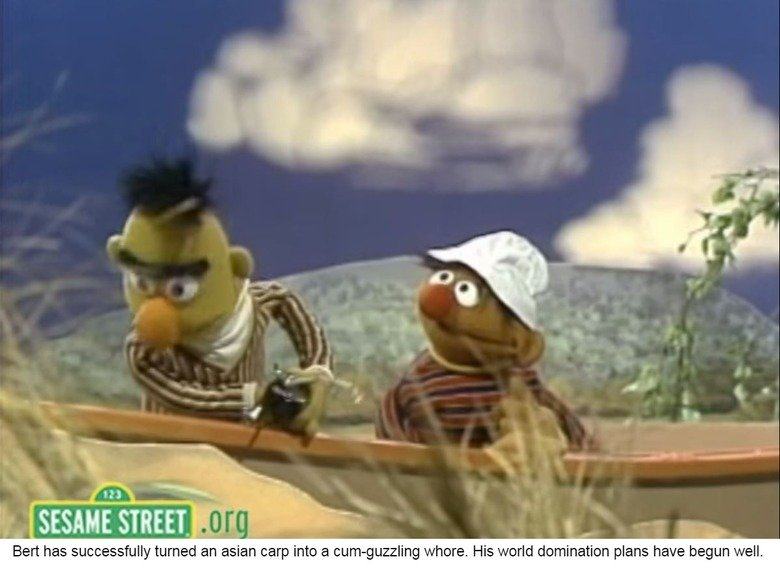 Ernie and Bert Comp (Part 7). Shamelessly stolen from reddit and some were given to me from Funnyjunk (does that even sound right) pwoneill contributed alot too