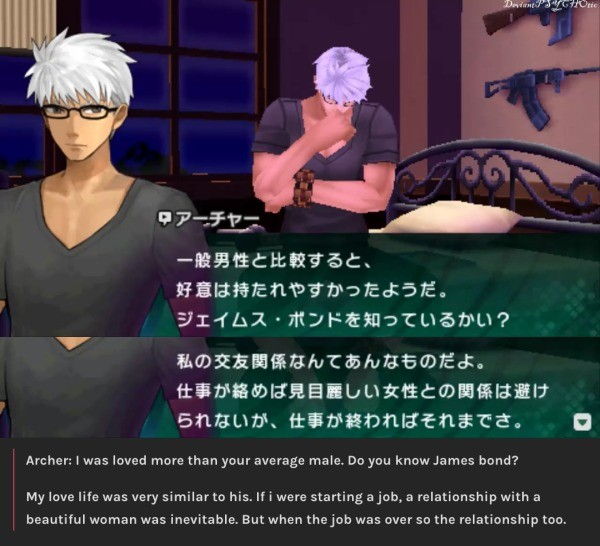 Eroge protag. join list: SeiginoMikata (28 subs)Mention History.. ~the fact that he never settle down with one is prolly one of the reasons he ended up like that manwhore