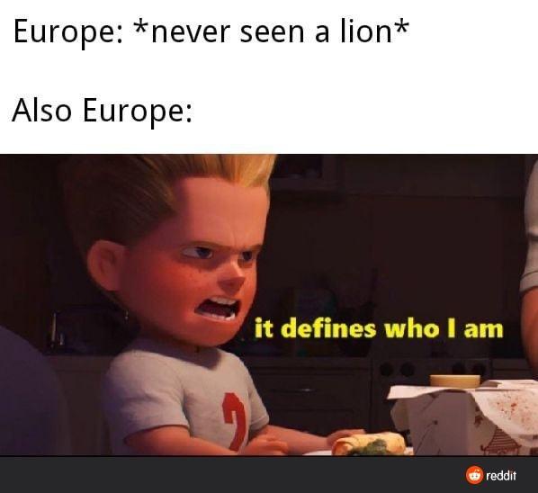 Euro. .. think before you speak