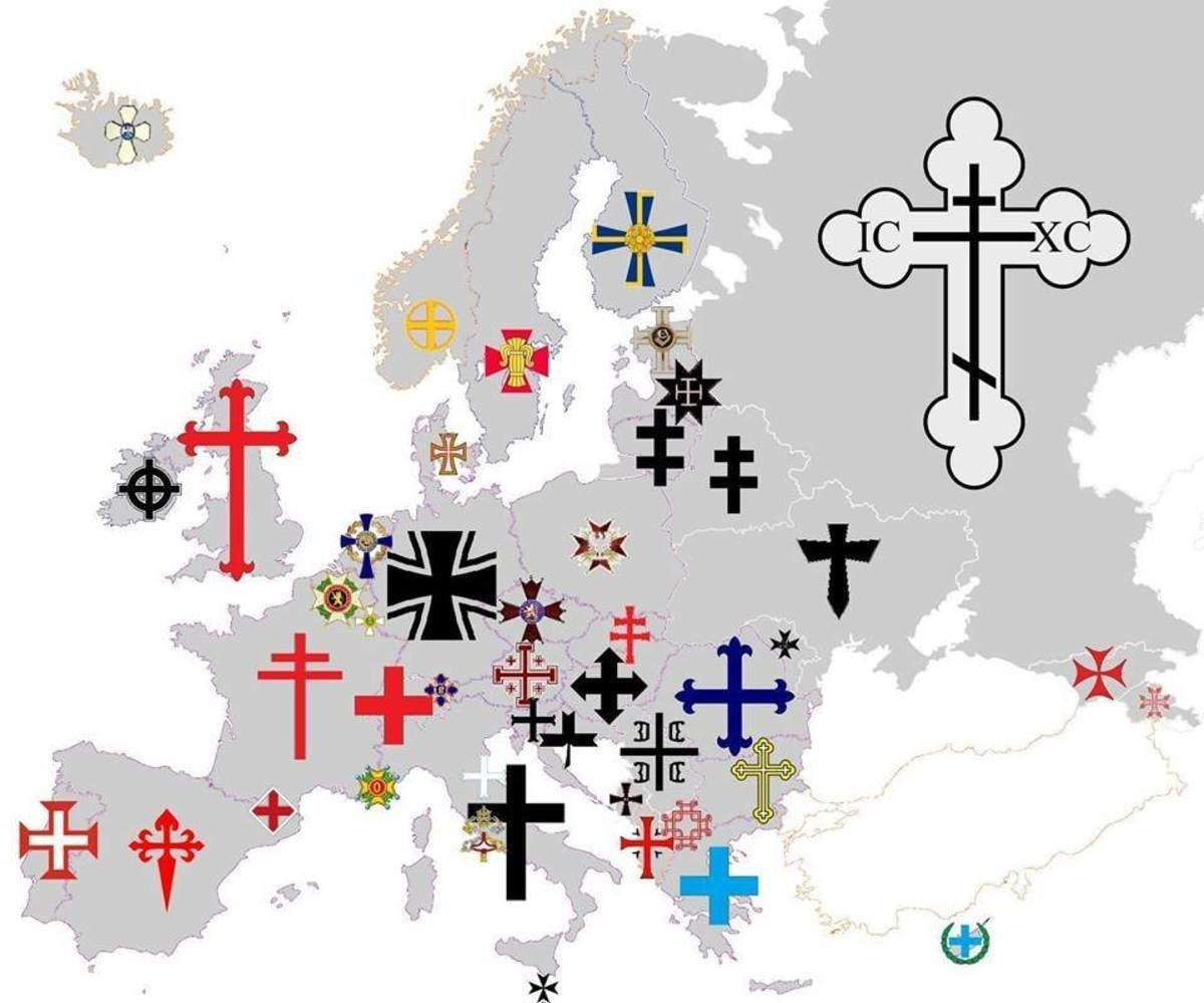 """Europe is a Christian land. on a side note, list your favorite verse, or verses from the Bible """"By the rivers of Babylon, there we sat down, yea, we wept w"""