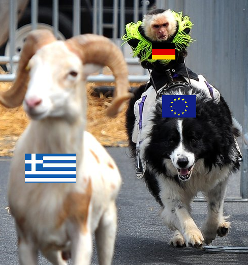 Europe right now. .