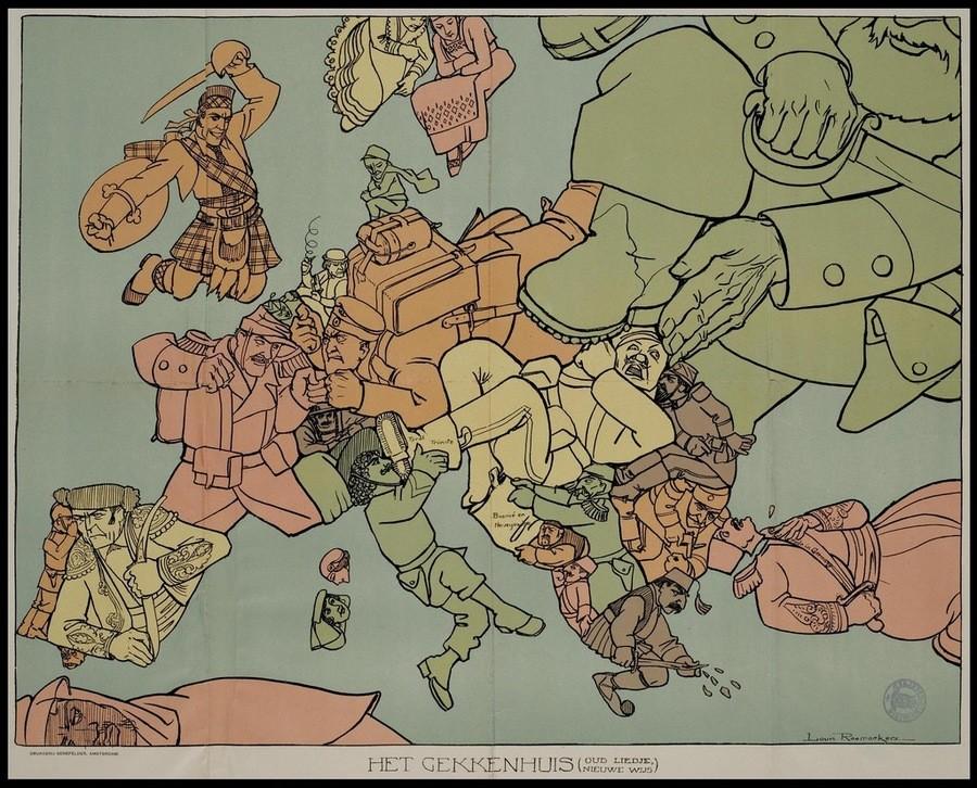 europe. . i% tti k. It's free real estate.