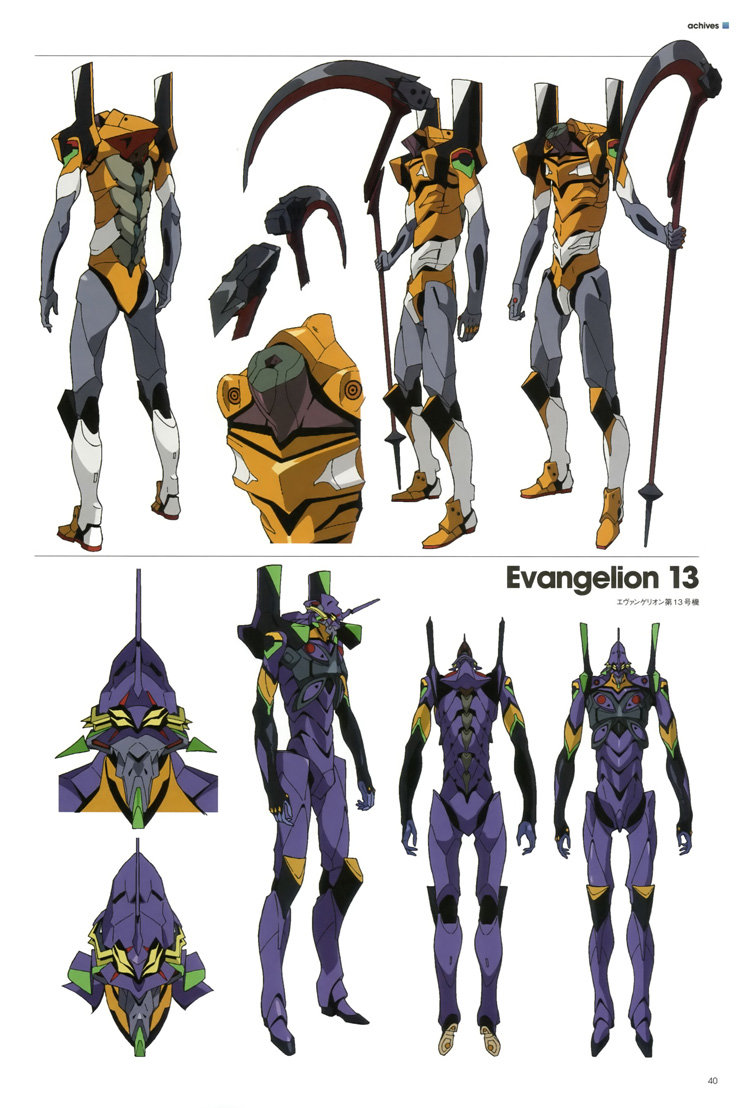 Evangelion 3.33. i am super STOKED for this (link to where i found the picture) . Evangelion 13. i just watched the cam version,The Fourth Impact is amazing!