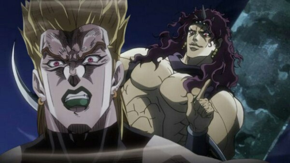 Even Dio is afraid. .. Nice I get what gives Kira a boner join list: DIOsStolenDongMention History