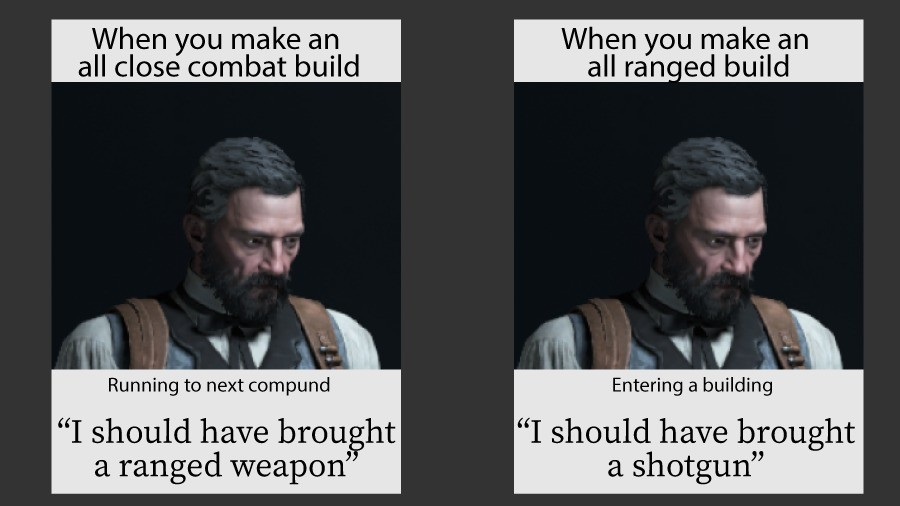 every ing time. .. Winfield w/ High Velocity bullets and a Cavalry Sabre wins every time.