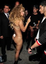 Every . Lady Gaga is a platypus.. i like platypus