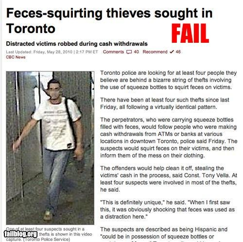 Face squirting thieves. . thieves sought in Toronto F Distracted victims robbed during can I Toronto police are looking for at least four people they behave are