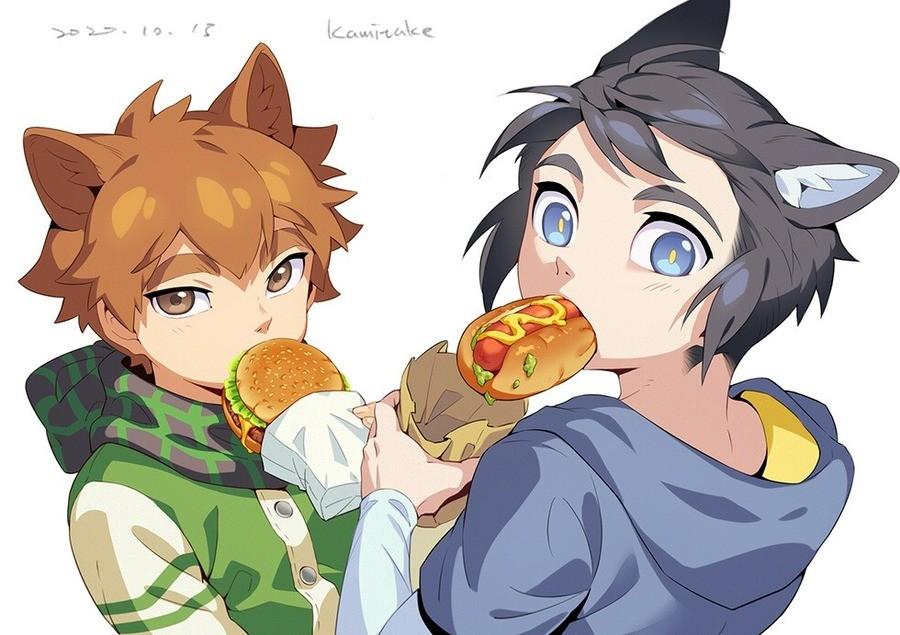Fast Food. Source: .. magikarpmaster