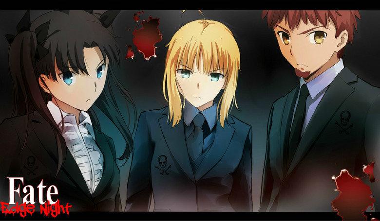 Fate/Edge ht. 2edgy4u.. >shiro >manly fake