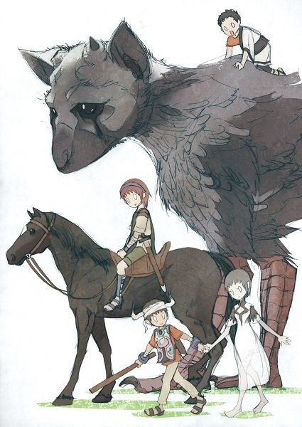 """Favorite Team Ico Game?. Team Ico Ico Shadow of the Colossus The Last Guardian Vote! (View results) .. I don't see a """"all above"""" section"""