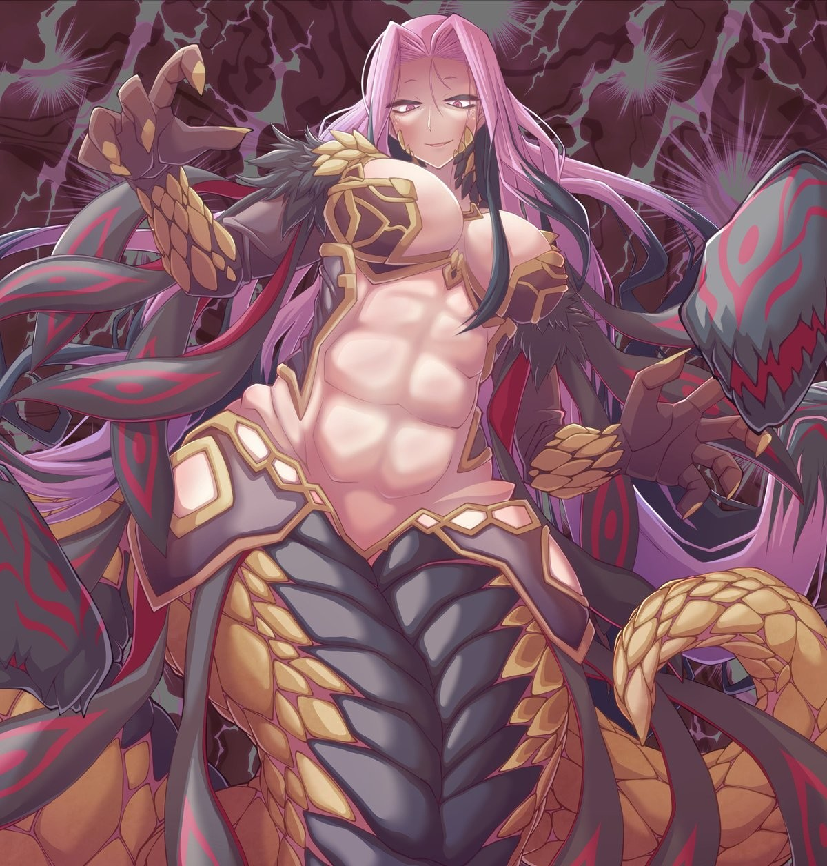 Fit Gorgon Medusa. Source ZAW/status/997030525817704448 join list: Fate (419 subs)Mention History join list:. the only way out multihead patting