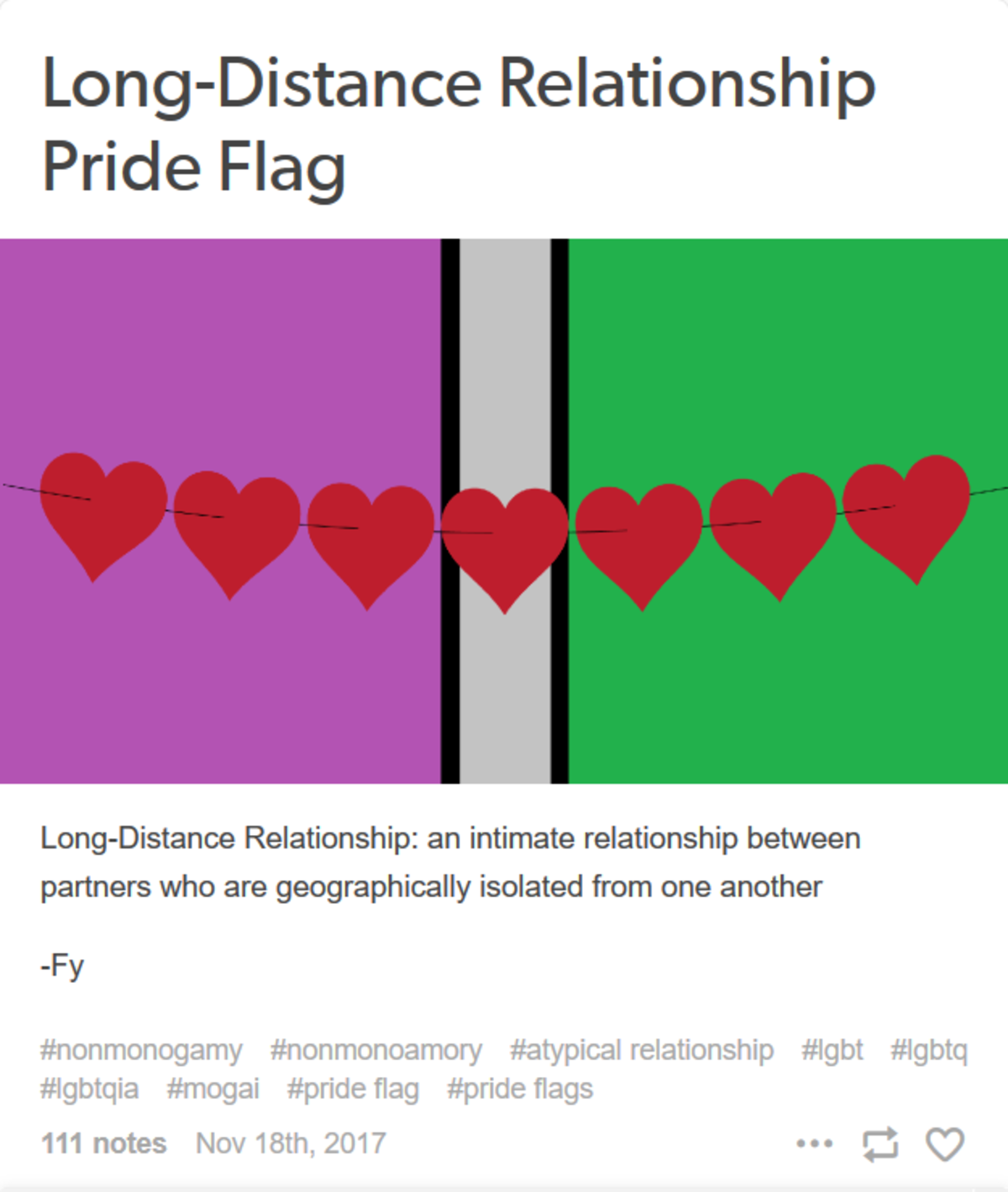 FJ has its own pride flag?. relatedpost=1#notes The page is basically used to unironically pride-flags. Relationship Pride Flag Relationship: an intimate relati